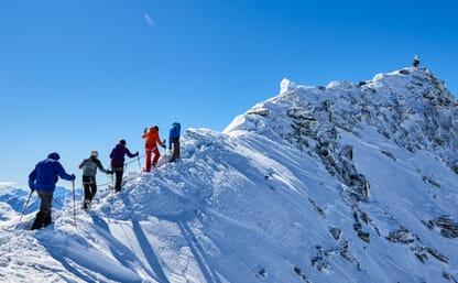 Schneeschuhtour Piz Medel 3210m
