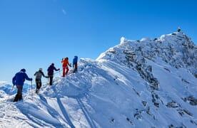 Schneeschuhtour Piz Medel 3210m 4+1