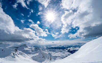 Schneeschuhtouren St. Antönien