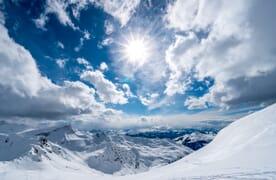 Schneeschuhtouren St. Antönien Spezial
