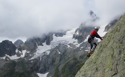 Grundkurs Felsklettern für Bergsteiger