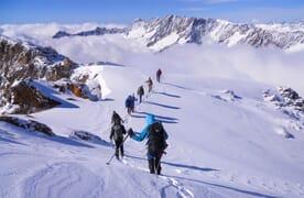 Hochtour Sustenhorn 3503m