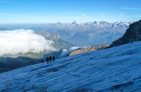 Hochtour zum Monte Leone, 3553m