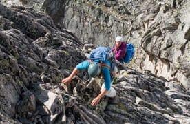 Kletterkurs Mehrseillängen Sustenpass