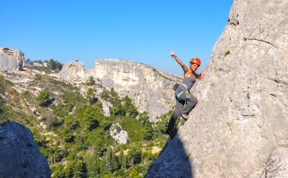 """Klettern Les Alpilles - Calanques """"2plus!"""""""