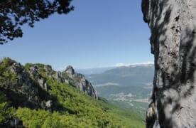 Technikkurs Klettern im Tessin