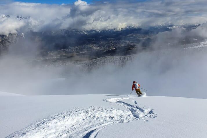 NahReise: Skitouren und Freeriden Innsbruck Highlights