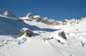 NahReise: Skitouren rund um die Franz-Senn-Hütte