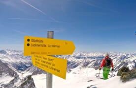 NahReise: Skitour Hochtirol - Die Haute Route der Ostalpen