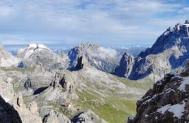 Privatgruppe Thimo - Gletschertrekking Monte-Rosa-Hütte