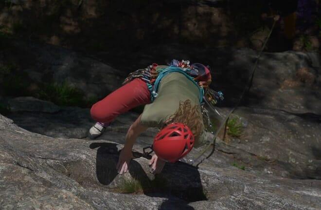 Video Mehrseillängen-Klettern Vorschaubild